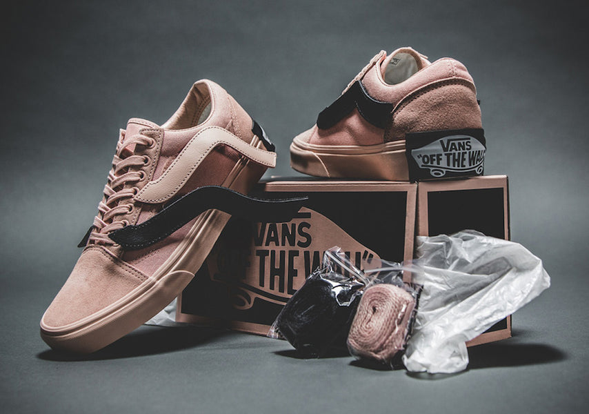 "Vans Adds Another Old Skool To Their ""Year of the Pig"" Collection"