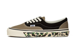 Vans Adds Camouflage to its Midsole of the UA Anaheim Factory Era 95 DX