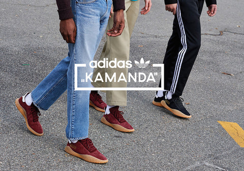 The adidas Kamanda Officially Releases