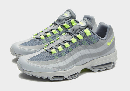 timeless design ff858 00fa3 Nike Releases Two Summer Ready Air Max 95 Ultra Colorways