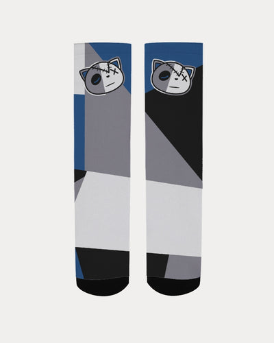 Have Faith (Blue Cement Retro 3's) Socks - Shop Men, Women, Kids clothing and accessories To Match Your Kicks online