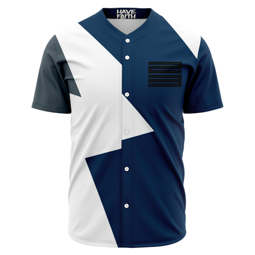 Have Faith (Flint Retro 13's) Baseball Jersey