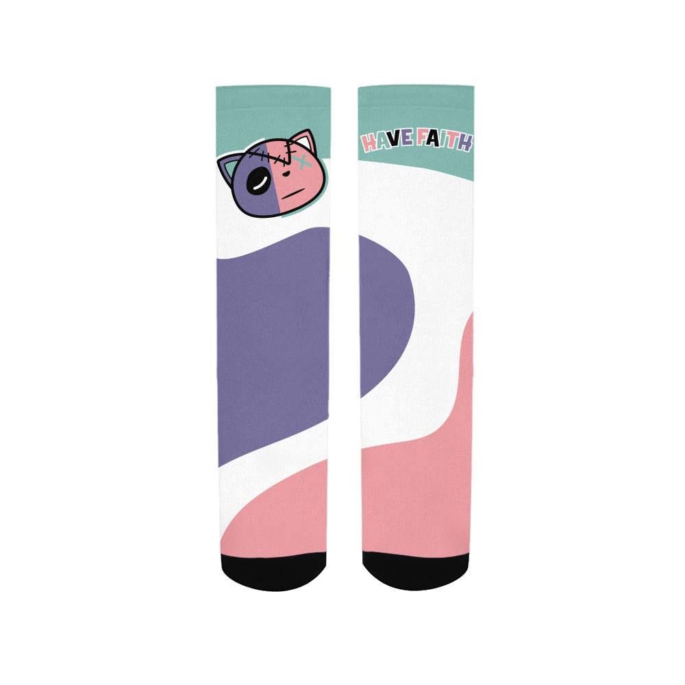 Have Faith (Have A Nike Day Collection) Socks - HaveFaithClothingCo