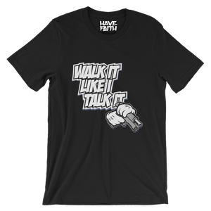 Walk It Like I Talk It(OG Blue Moon 1s) T-Shirt - Shop Men, Women, Kids clothing and accessories To Match Your Kicks online