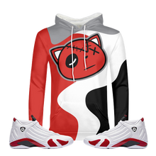Have Faith (Candy Cane 14's) Hoodie - Shop Men, Women, Kids clothing and accessories To Match Your Kicks online
