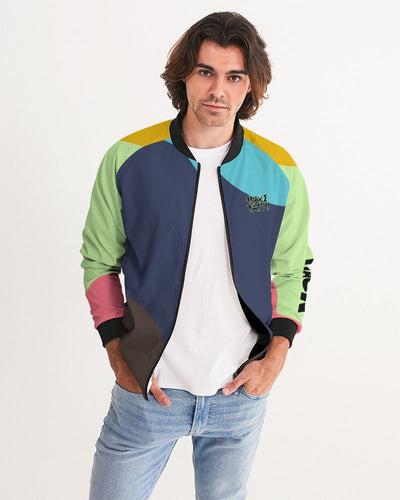 HF Wave (Bio Hack Retro 1's) Bomber Jacket - Shop Men, Women, Kids clothing and accessories To Match Your Kicks online