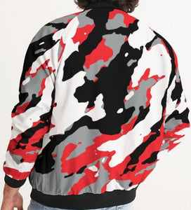 HF Desert Camo (Carmine Retro 6's) Bomber Jacket - Shop Men, Women, Kids clothing and accessories To Match Your Kicks online