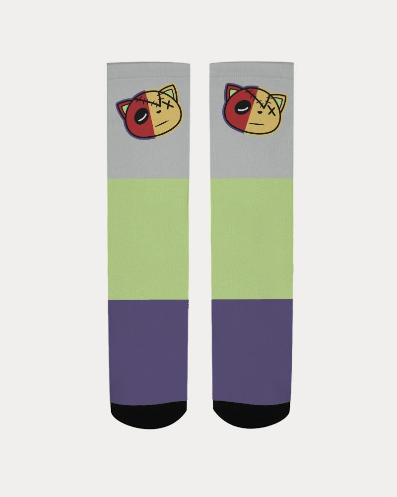 Have Faith (What The Retro 5's) Socks - HaveFaithClothingCo