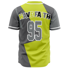 Have Faith (Neon Air Max 95 Retro 4's) Baseball Jersey