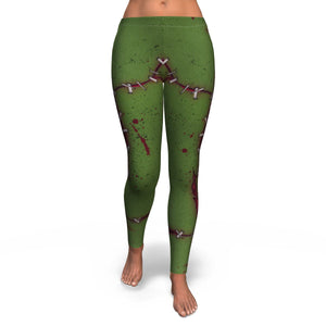 Frankenstein Inspired Leggings - HaveFaithClothingCo