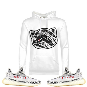 Have Faith (Yeezy 350 Boost Zebra) Hoodie