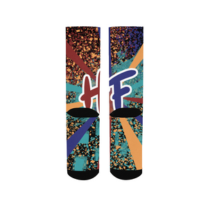 HF In The Game (Dream It, Do It 9's) Socks