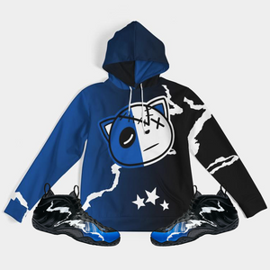 All Star (1996 All-Star Foamposite) Hoodie - Shop Men, Women, Kids clothing and accessories To Match Your Kicks online