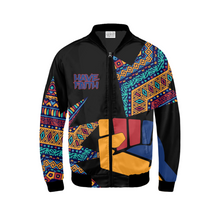 Have Faith BHM (BHM 2's) Bomber Jacket - HaveFaithClothingCo