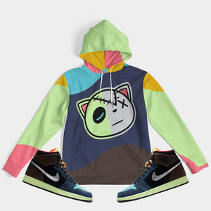 HF Wave (Bio Hack Retro 1's) Hoodie - Shop Men, Women, Kids clothing and accessories To Match Your Kicks online
