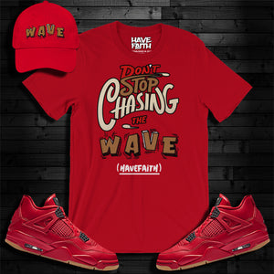 Dont Stop (Air Jordan 4 Singles Day) T-shirt - HaveFaithClothingCo