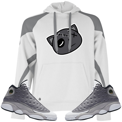 Have Faith (Atmosphere Grey 13's) Hoodie - HaveFaithClothingCo