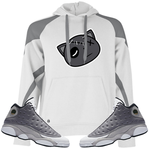 Have Faith (Atmosphere Grey 13's) Hoodie