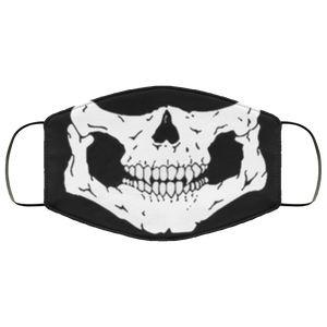 Bones Face Mask - HaveFaithClothingCo