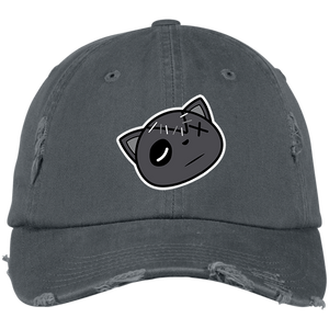 Have Faith (Atmosphere Grey 13's) Distressed Dad Hat - HaveFaithClothingCo