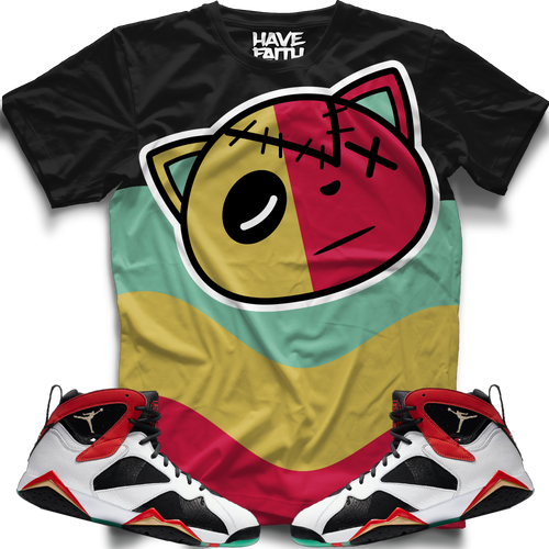 HF Wave (Greater China Retro 7's) T-Shirt