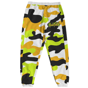 HF Camo (Volt Gold Retro 1's) Track Pants - Shop Men, Women, Kids clothing and accessories To Match Your Kicks online