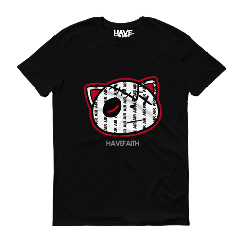 Have Faith Air (Pinstripe Uptempo) T-Shirt - HaveFaithClothingCo