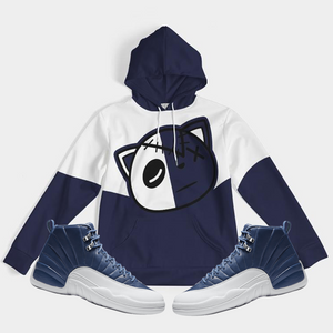 Have Faith (Indigo Stone Blue Retro 12's) Hoodie - Shop Men, Women, Kids clothing and accessories To Match Your Kicks online