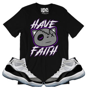 Have Faith (Concord 11's) T-Shirt - HaveFaithClothingCo