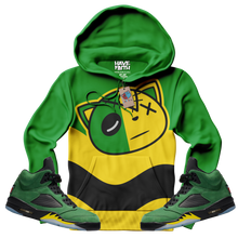 HF Wave (Oregon Elevate Retro 5's) Hoodie - HaveFaithClothingCo