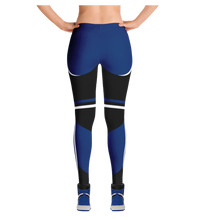 Have Faith (OG Game Royal 1s) Leggings - HaveFaithClothingCo