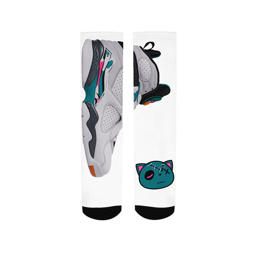 Vice (South Beach 8's) Socks