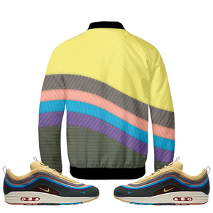Maxed (Sean Wotherspoon x Nike Air Max 97/1) Bomber Jacket