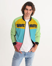 Have Faith (Bio Hack Retro 1's) Bomber Jacket - Shop Men, Women, Kids clothing and accessories To Match Your Kicks online