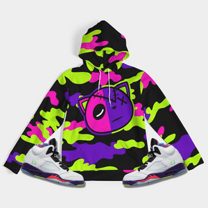 Have Faith Camo (Alt Bel-Air Retro 5's) Hoodie - Shop Men, Women, Kids clothing and accessories To Match Your Kicks online
