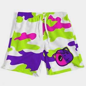 Have Faith Wave (Alt Bel-Air Retro 5's) Swim Trunks - Shop Men, Women, Kids clothing and accessories To Match Your Kicks online