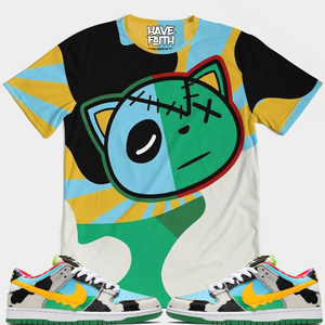 Have Faith (Ben & Jerry Nike SB) T-Shirt - HaveFaithClothingCo