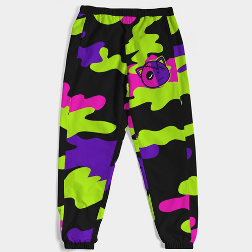 Have Faith Camo (Alt Bel-Air Retro 5's) Men's Track Pants - Shop Men, Women, Kids clothing and accessories To Match Your Kicks online