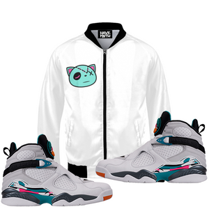 Im Your Pusha Baby (South Beach 8's) Bomber Jacket