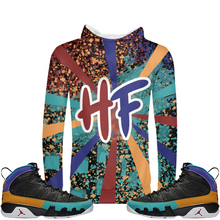 HF In The Game (Dream It, Do It 9's) Hoodie - HaveFaithClothingCo