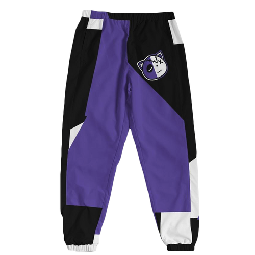 Have Faith Color Block (Dark Concord Retro 12's) Track Pants - Shop Men, Women, Kids clothing and accessories To Match Your Kicks online