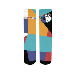 Have Faith (Dream It, Do It 9's) Socks
