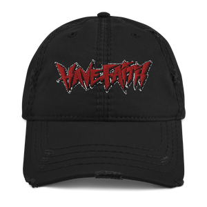 Have Faith (Reverse Flu Game Retro 12's) Distressed Dad Hat - HaveFaithClothingCo