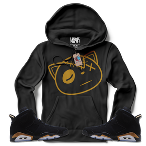 Have Faith (DMP Retro 6's) Hoodie - Shop Men, Women, Kids clothing and accessories To Match Your Kicks online