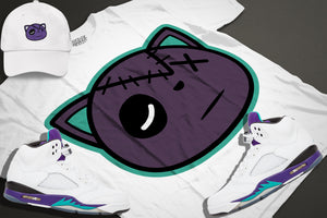 Have Faith (Grape 5's) T-Shirt - Shop Men, Women, Kids clothing and accessories To Match Your Kicks online