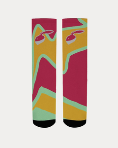 What Hare? (Hare Retro 6's) Socks - HaveFaithClothingCo