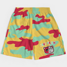 Have Faith (Hare Retro 6's) Jogger Shorts - HaveFaithClothingCo