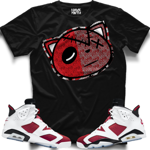 Have Faith (Carmine Retro 6's) T-Shirt - Shop Men, Women, Kids clothing and accessories To Match Your Kicks online