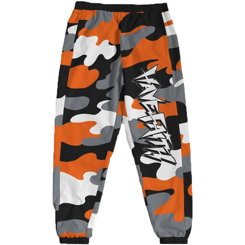 HF Camo (Starfish Retro 13's/4's) Track Pants - Shop Men, Women, Kids clothing and accessories To Match Your Kicks online