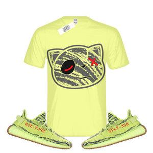 Have Faith (Yeezy 350 Boost Semi Frozen Yellow) Kids T-Shirt